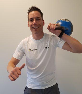 Maarten personal trainer